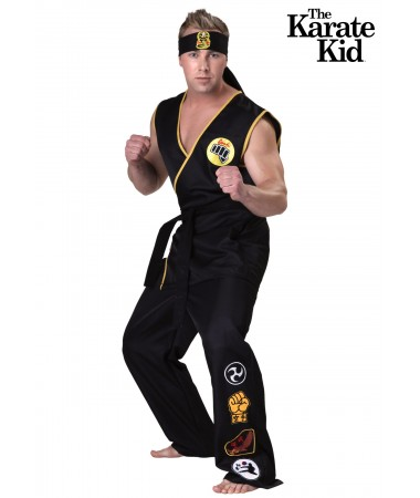 Cobra Kai #1 ADULT HIRE