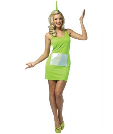 Dipsy Dress ADULT HIRE