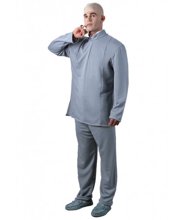 Dr Evil ADULT HIRE