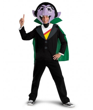 The Count ADULT HIRE