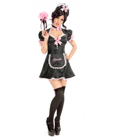 Frenchie French Maid ADULT HIRE