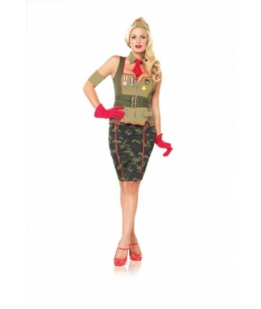 Military Pin Up ADULT HIRE