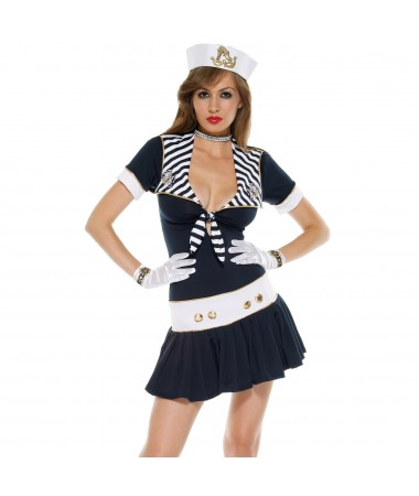 Naughty Nautical Sailor