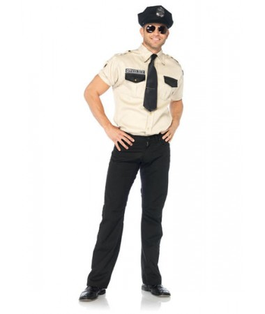 Officer Dick ADULT HIRE