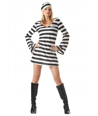 Prisoner Dress ADULT HIRE