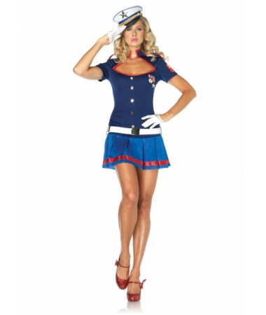 Semper Fi Sweetie Sailor ADULT HIRE