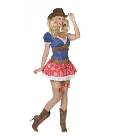 Cowgirl Dress ADULT HIRE