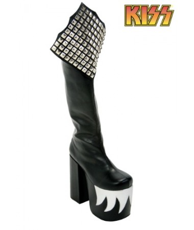 Kiss The Demon Boots ADULT HIRE