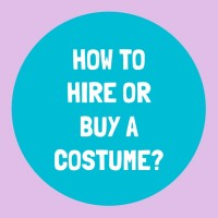 How to buy or hire a costume