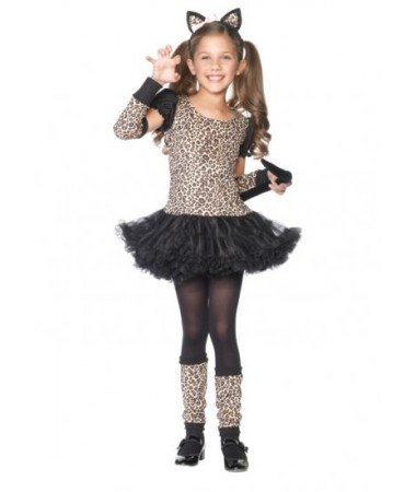 Leopard Girl KIDS HIRE