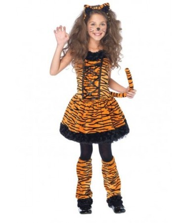 Tiger Girl KIDS HIRE