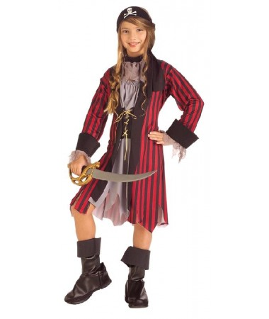 Caribbean Pirate Princess KIDS BUY