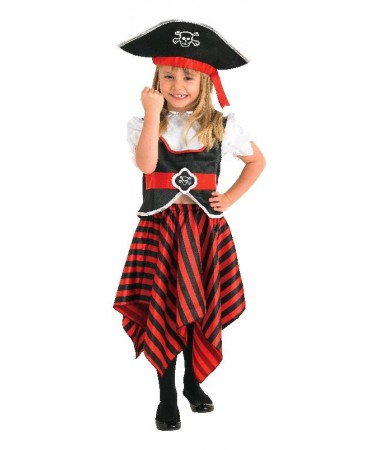Pirate Girl KIDS HIRE