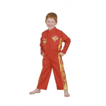 Lightning McQueen Racing Suit