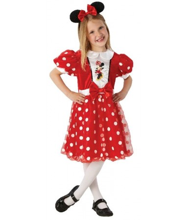 Minnie Mouse Red Glitz KIDS BUY