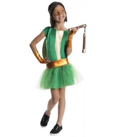 TMNT Michelangelo Tutu Girl Kids
