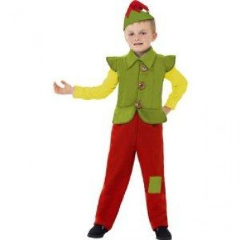 Green Tunic Elf Large #1 KIDS HIRE