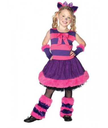Cheshire Cat Girl KIDS HIRE