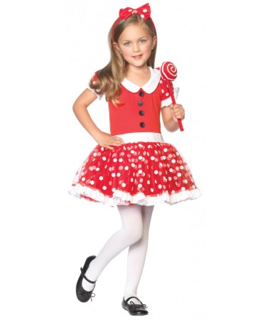 Minnie Mouse / Lollipop Girl