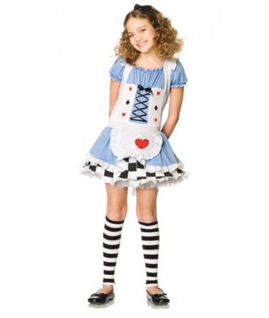 Alice Miss Wonderland #2 KIDS HIRE