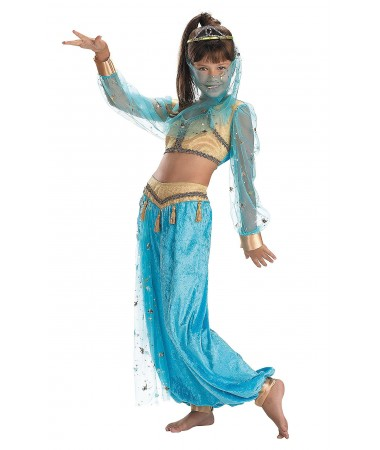 Princess Jasmine / Mystical Genie KIDS HIRE
