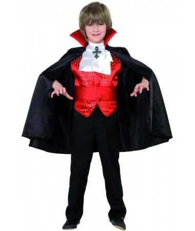 Dracula Boy KIDS HIRE