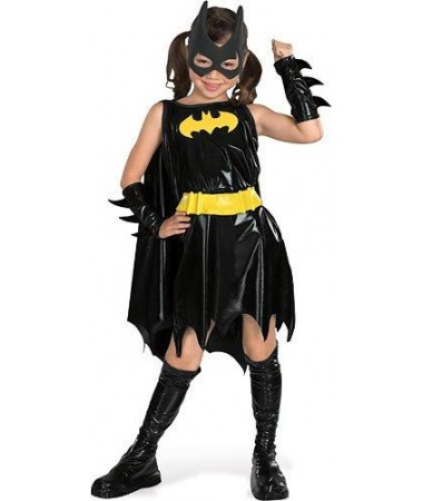 Batgirl Large KIDS HIRE