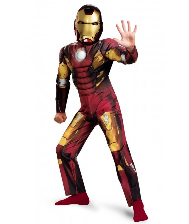 Iron Man Large KIDS HIRE