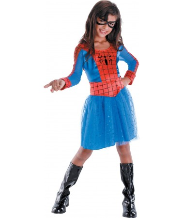 Spidergirl KIDS HIRE