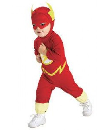 The Flash Toddler KIDS HIRE