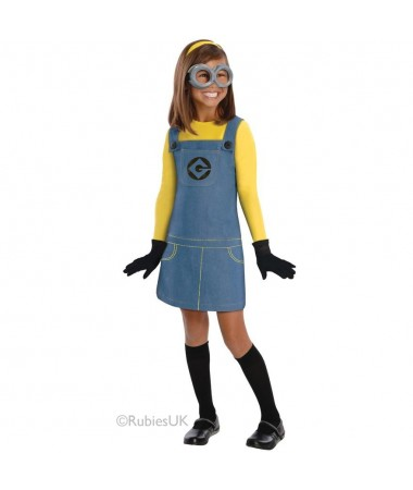 Minion Girl KIDS HIRE