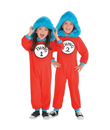 Thing 1 #1 KIDS HIRE