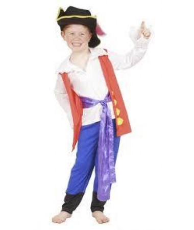 Captain Feathersword KIDS HIRE