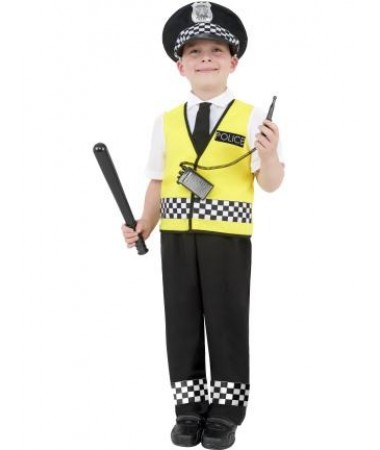 Police Boy #1 KIDS HIRE