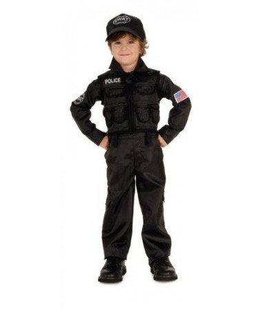SWAT Police KIDS HIRE