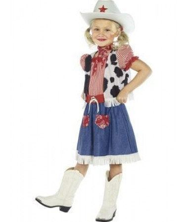 Cowgirl Sweetie #1 KIDS HIRE
